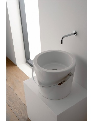 Scarabeo - Lavabo Bucket 40 8803