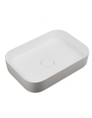 LAVABO  LINFA 2 IN SOLID SURFACE
