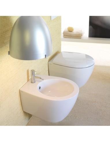Ceramica Globo Bowl + wc sospeso 50...