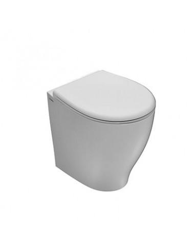 Ceramica Globo Bowl + wc filomuro 50...