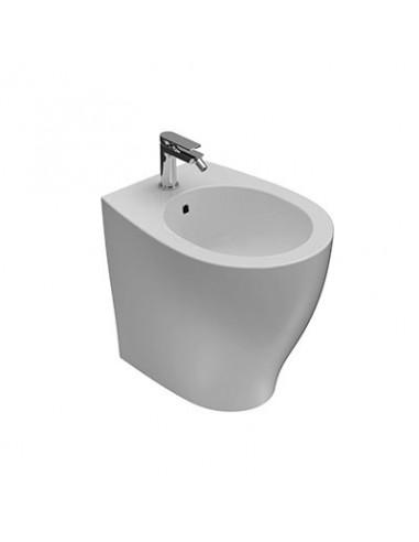 Ceramica Globo bowl + bidet a terra...