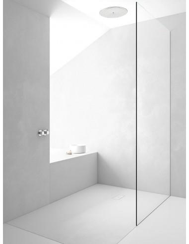 Piatto doccia in resina bianco 80X180...