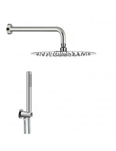 Set doccia tondo soffione diametro 30...