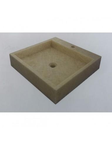 Imso ceramiche - Lavabo Quadro in...