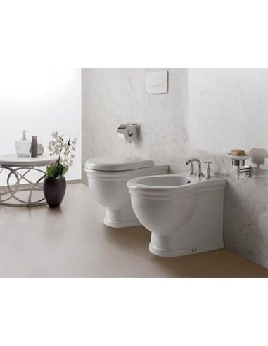 Ceramica Globo - Paestum Wc + bidet +...