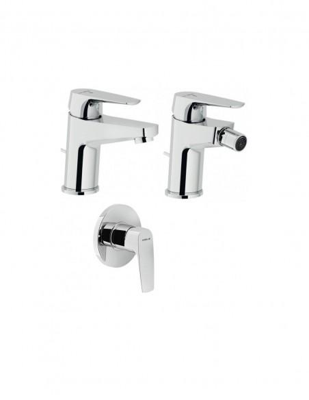 Set lavabo bidet doccia
