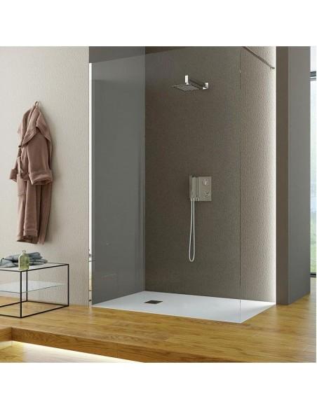 Piatti doccia in solid surfacee luxolid