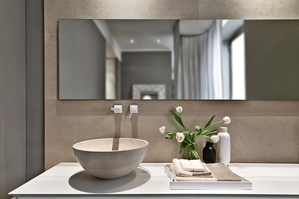 come progettare un bagno moderno
